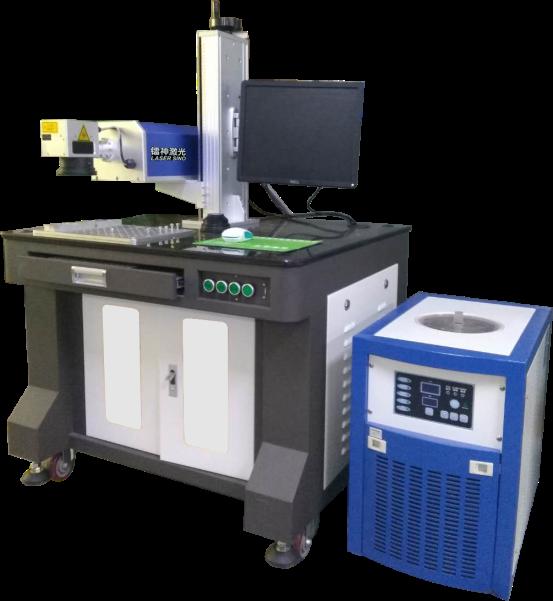 CLS8100-ZW紫外激光多功能标识机