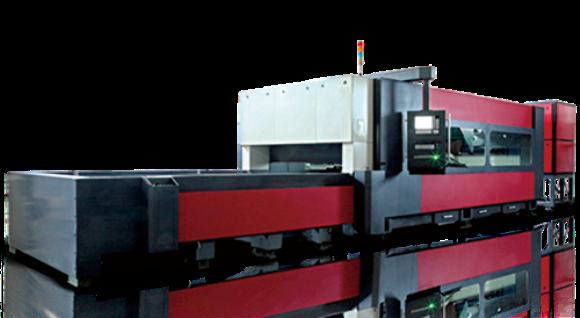 CLS3015大功率激光混合切割机