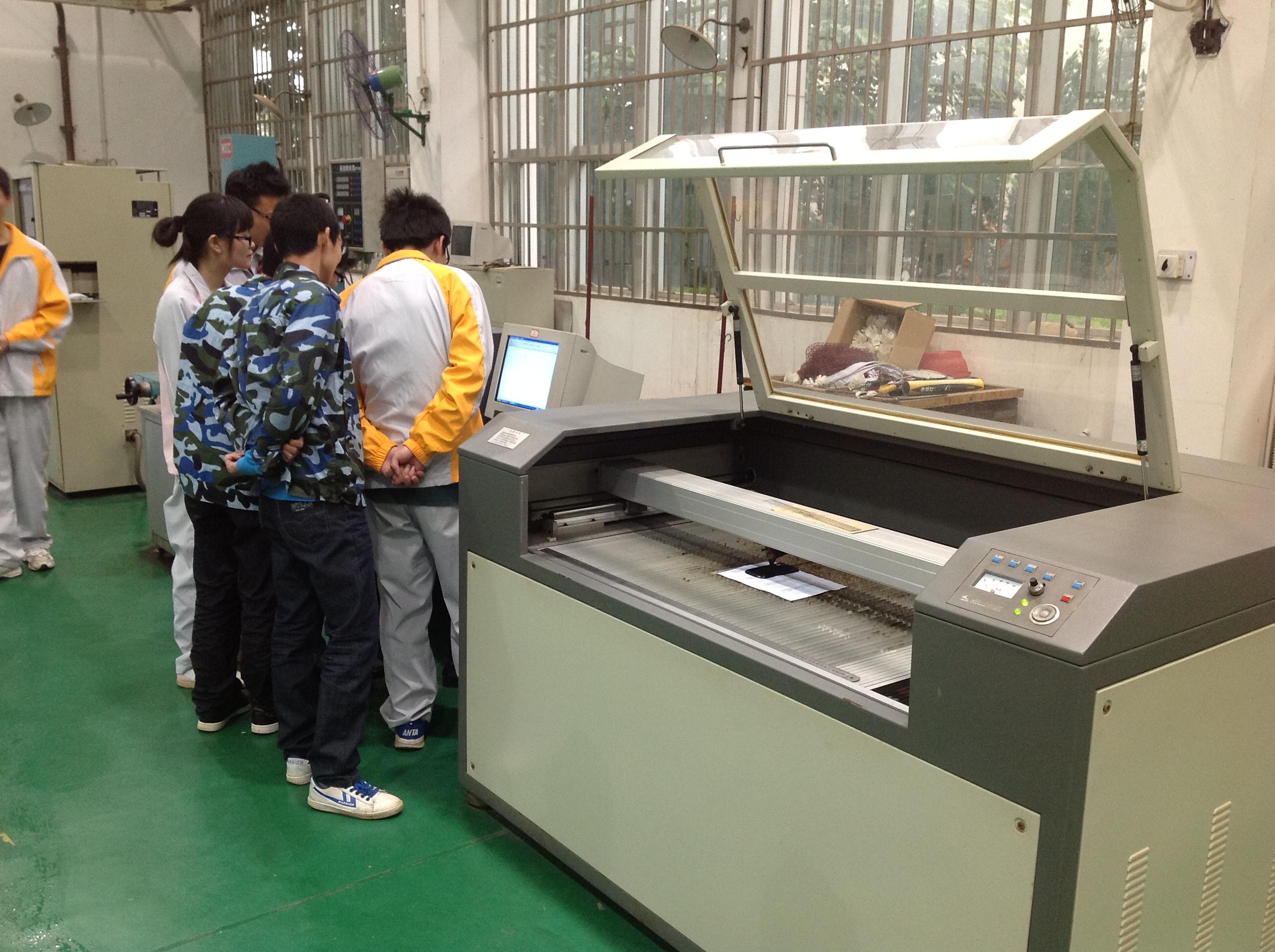 南昌大学工程训练中心