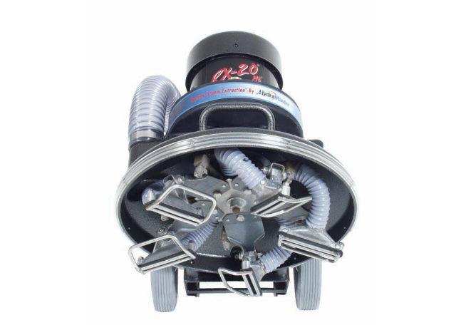 清潔設備類-RX-20旋轉噴射抽吸地毯清洗頭