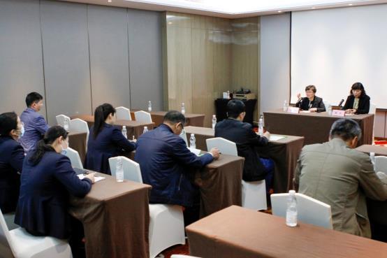 集团企业举办健康常识咨询讲座