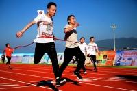 赛场展雄姿学子竞风流|巴东一中第十四届体育节开幕了