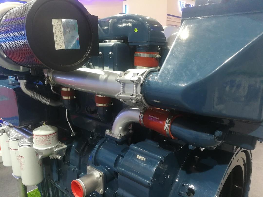 引擎設備行業(柴油機) 1