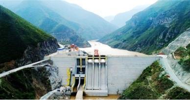 厄瓜多尔美纳斯水电站