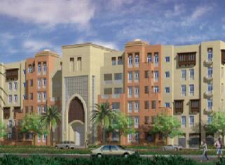 迪拜迷失城