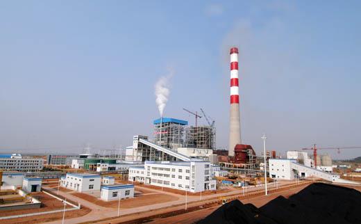 华电贵港发电厂