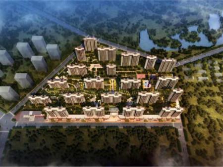 林州瑞達龍悅城項目