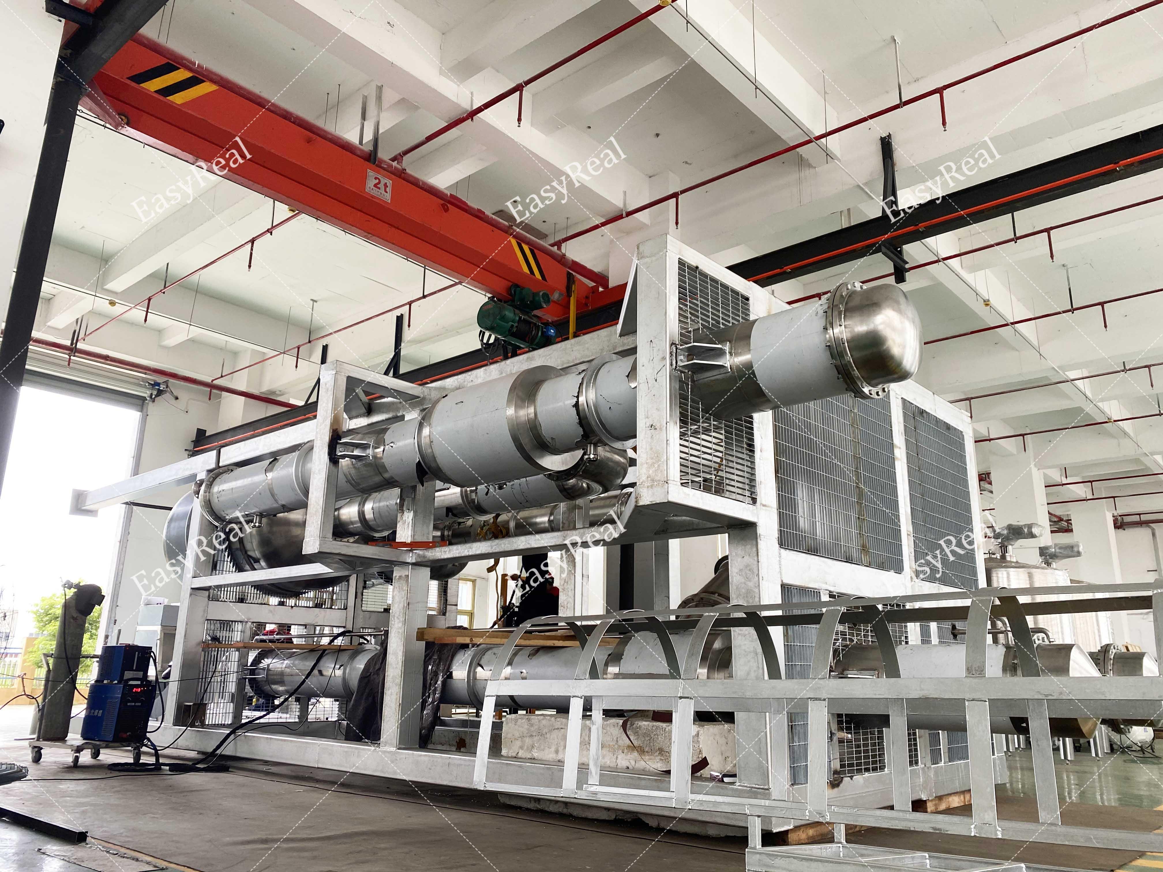 降膜濃縮蒸發器4