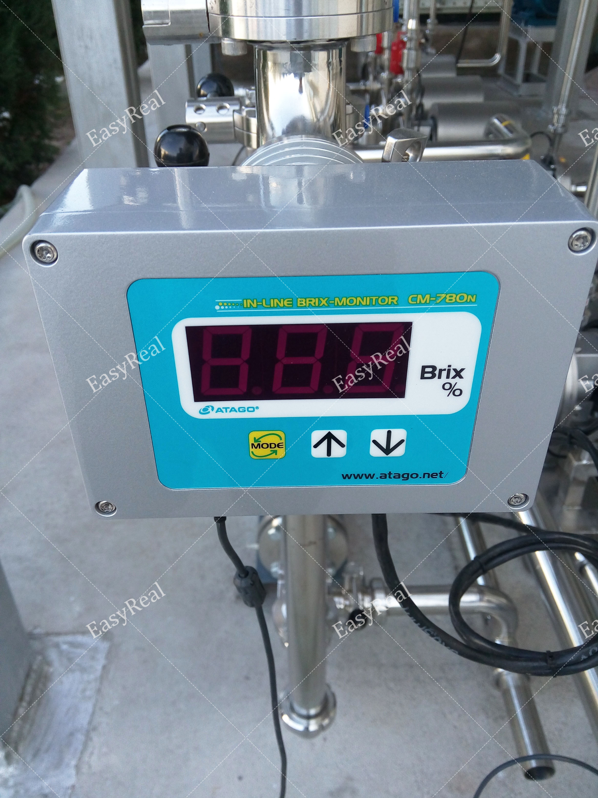 降膜濃縮蒸發器5