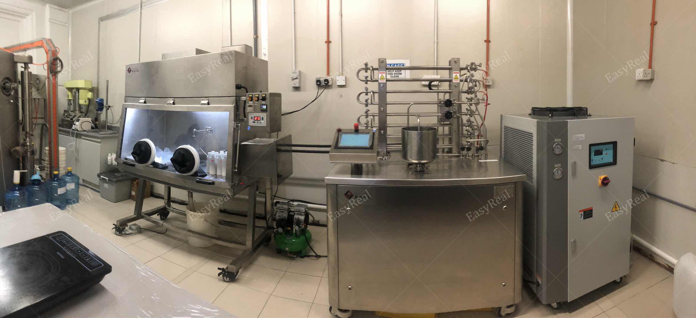 微型UHT生產線3