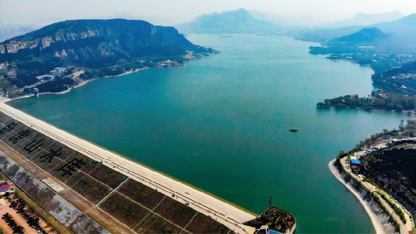卧虎山水库流域面积557平方公里,是济南市唯一的大型水库。我公司为该项目提供多种类阀门及配件产品,优异的产品和专业的服务得到了项目业主的高度认可。
