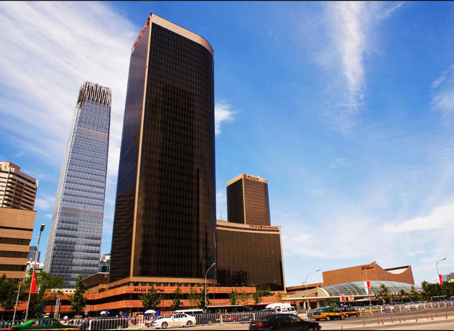 中国规模最大的综合性高档商务服务企业之一,中国国际贸易中心地处北京商务中心区的核心地段,其给排水系统全面采用TWT产品。