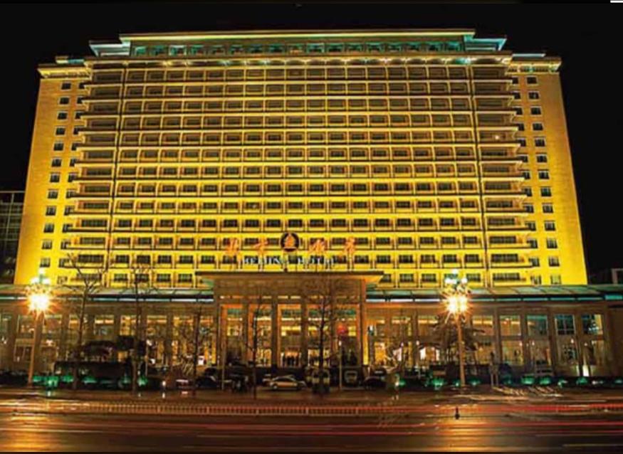 北京饭店给排水工程全部采用TWT提供的优质阀门,工况良好,无维修记录。