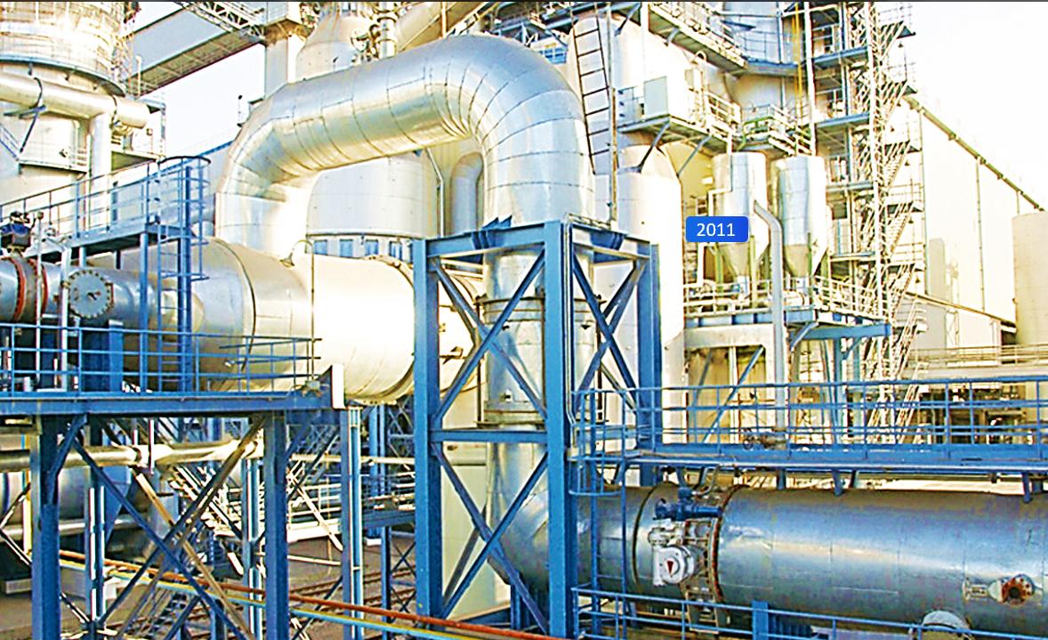 2011年6月,在太仓市应急水源地取输水泵站工程中,成为1、2标段的阀门供应商,提供DN1400-DN1800蝶式斜置密封缓闭止回阀及 DN1400-DN2600金属硬密封蝶阀等多台。