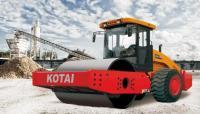KS125D全液压单钢轮压路机