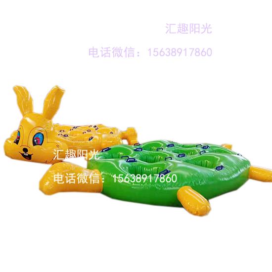 趣味运动会道具龟兔赛跑-1