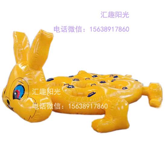 趣味运动会道具龟兔赛跑-2