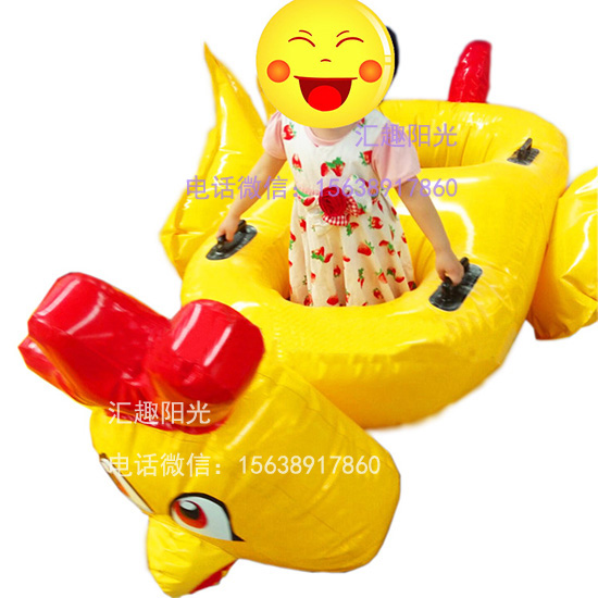 小学生儿童亲子趣味运动项目小鸡快跑-2