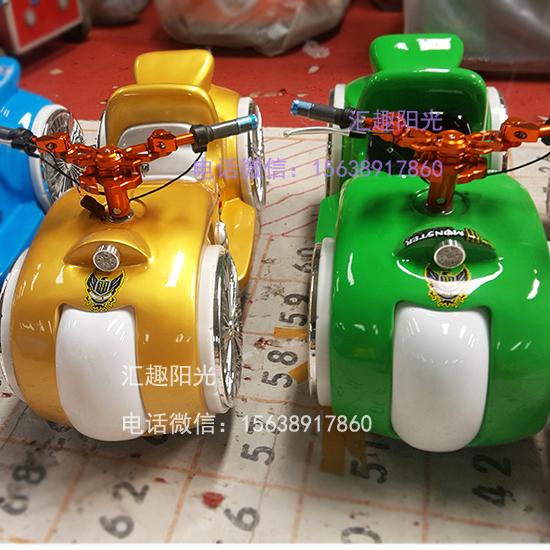 广场童车电瓶车摩托-1
