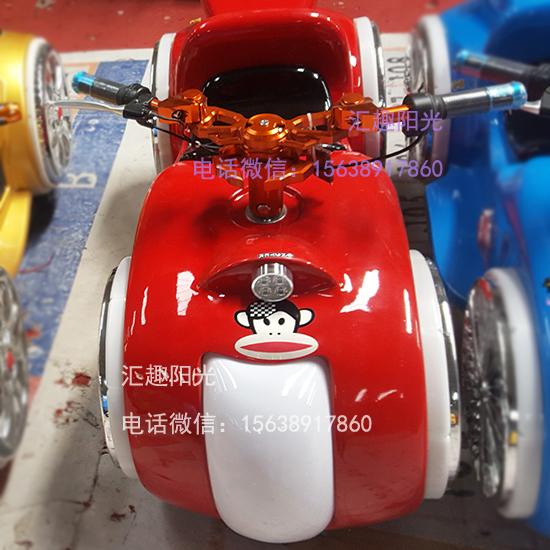广场童车电瓶车摩托-2
