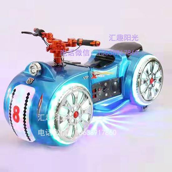 广场童车电瓶车摩托-3