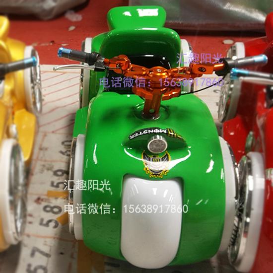 广场童车电瓶车摩托-4