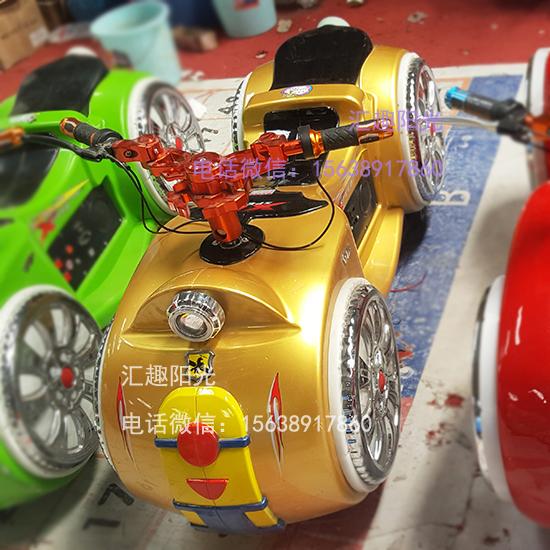 广场童车电瓶车摩托-5