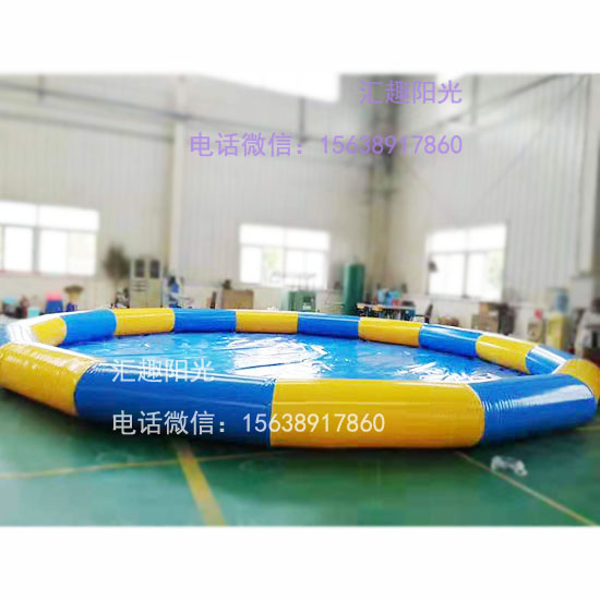 充气游泳池-3