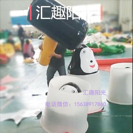 趣味游戏打企鹅-2