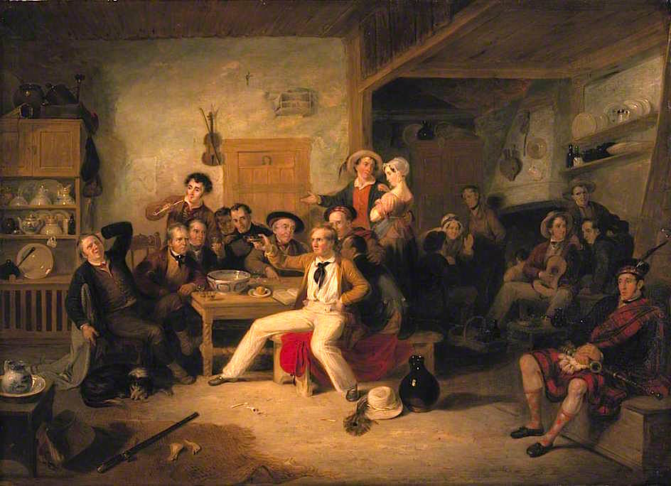 TheCelebrationoftheBirthdayofJamesHogg,Poet-1770-1835--1823-1835