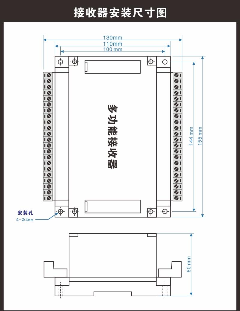接收器尺寸图1x