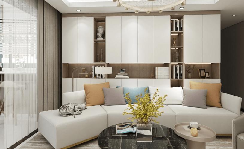 定制客厅—沙发