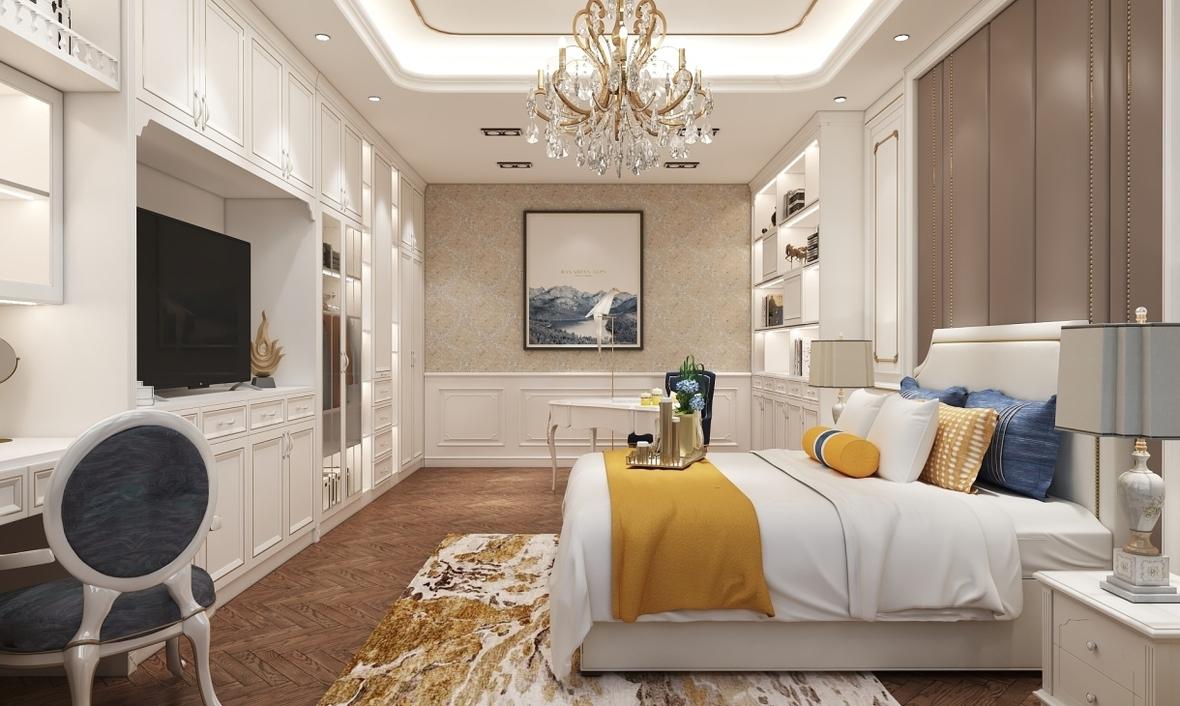 定制卧室—书房