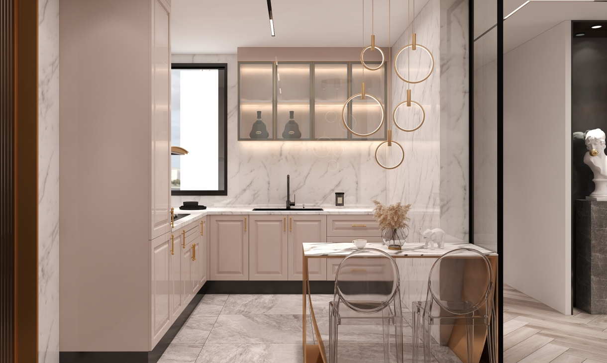 厨房——纯色