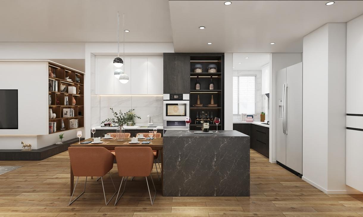厨房-大理石2