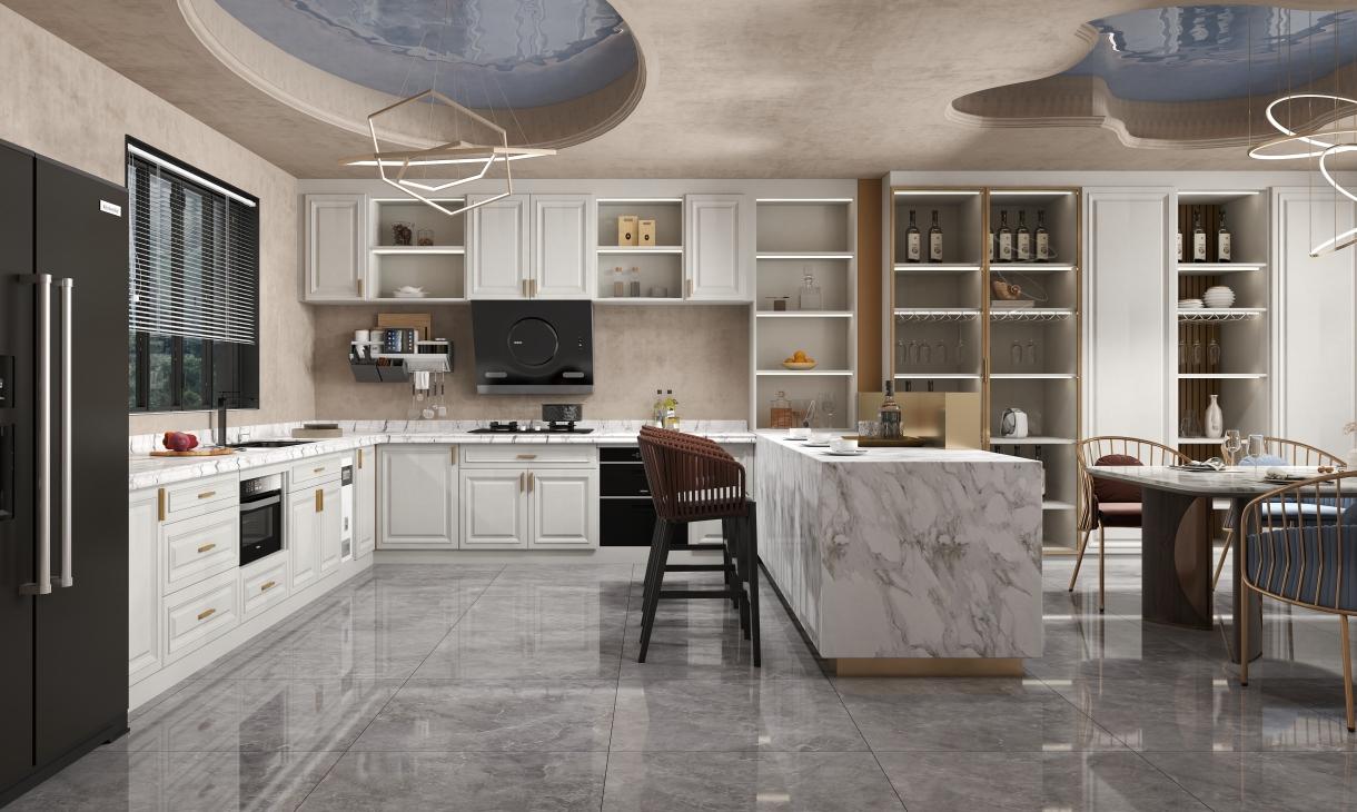 厨房-大理石