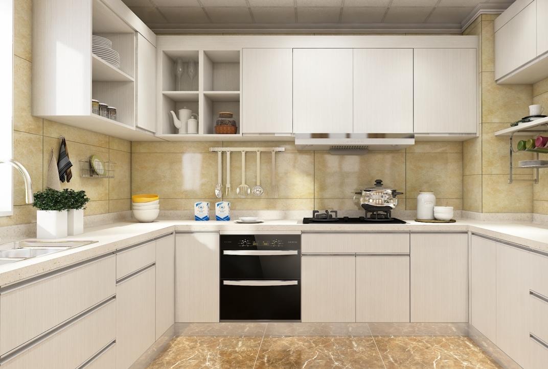 现代风格厨房-厨房01