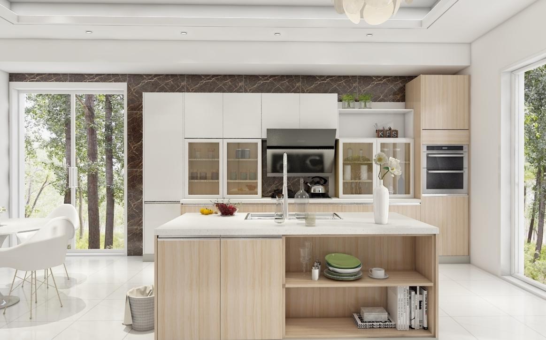 现代风格厨房-厨房05