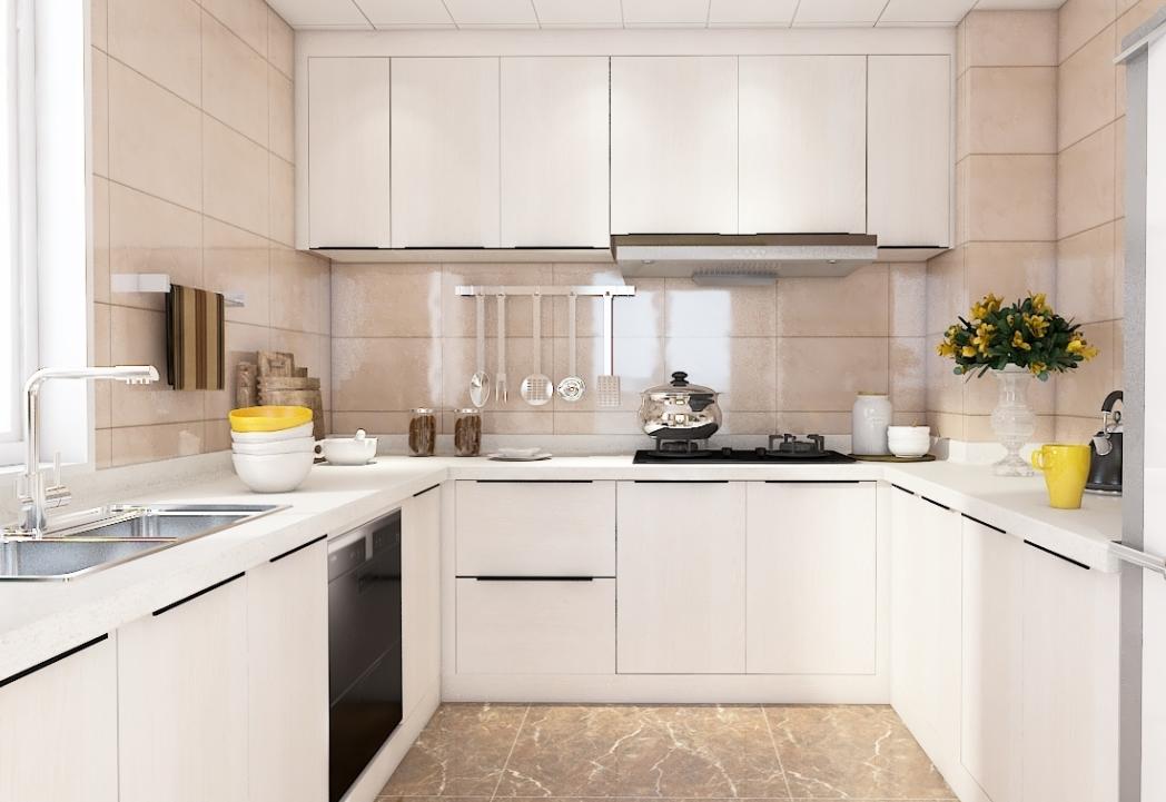 现代风格厨房-厨房07
