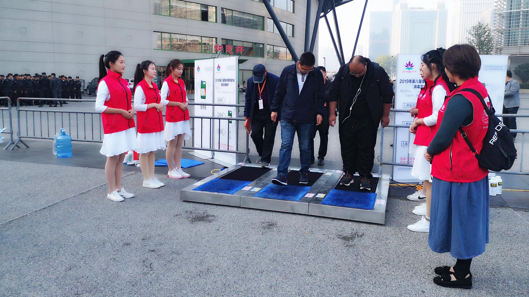 中国合瑞全自动鞋底清洁机--3