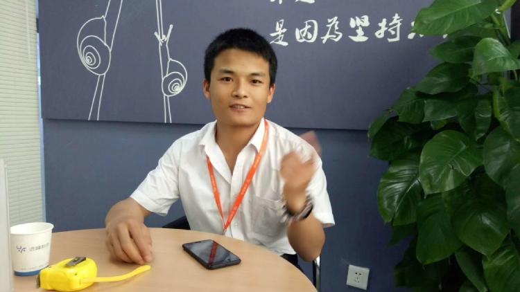 合瑞科技总经理张东