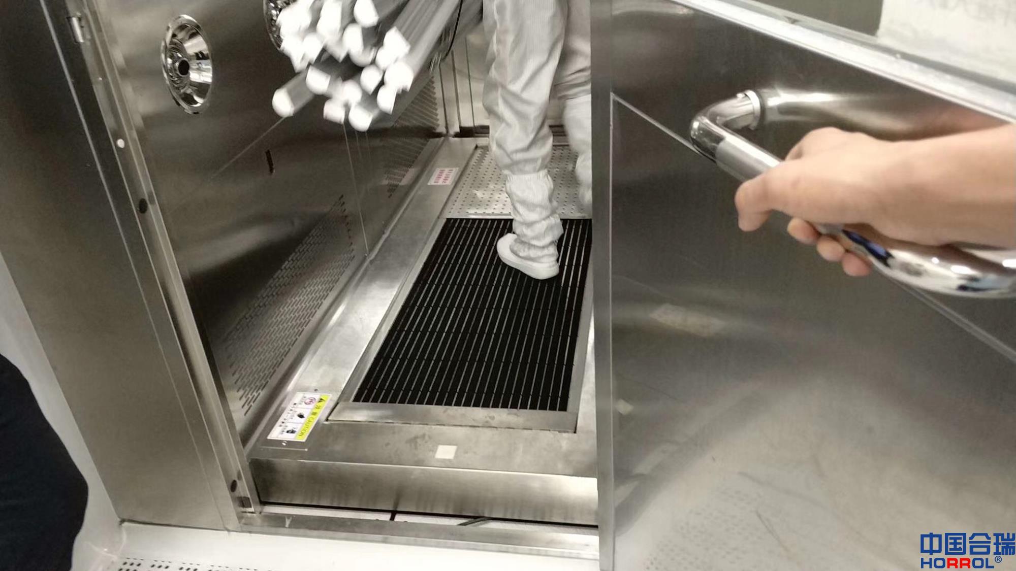 风淋室鞋底清洁机