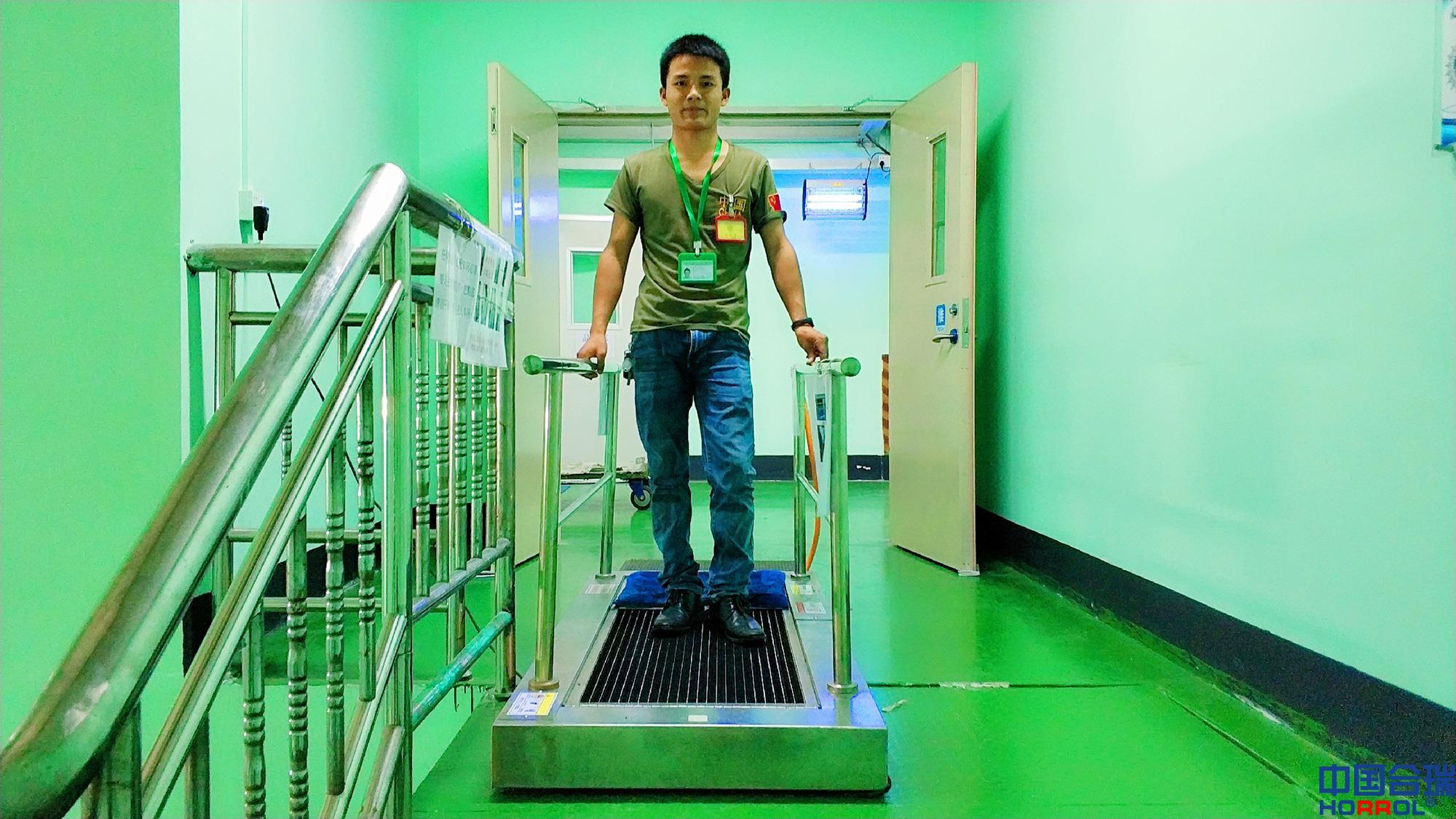 中国合瑞鞋底清洁机鞋底清洗机厂家-1
