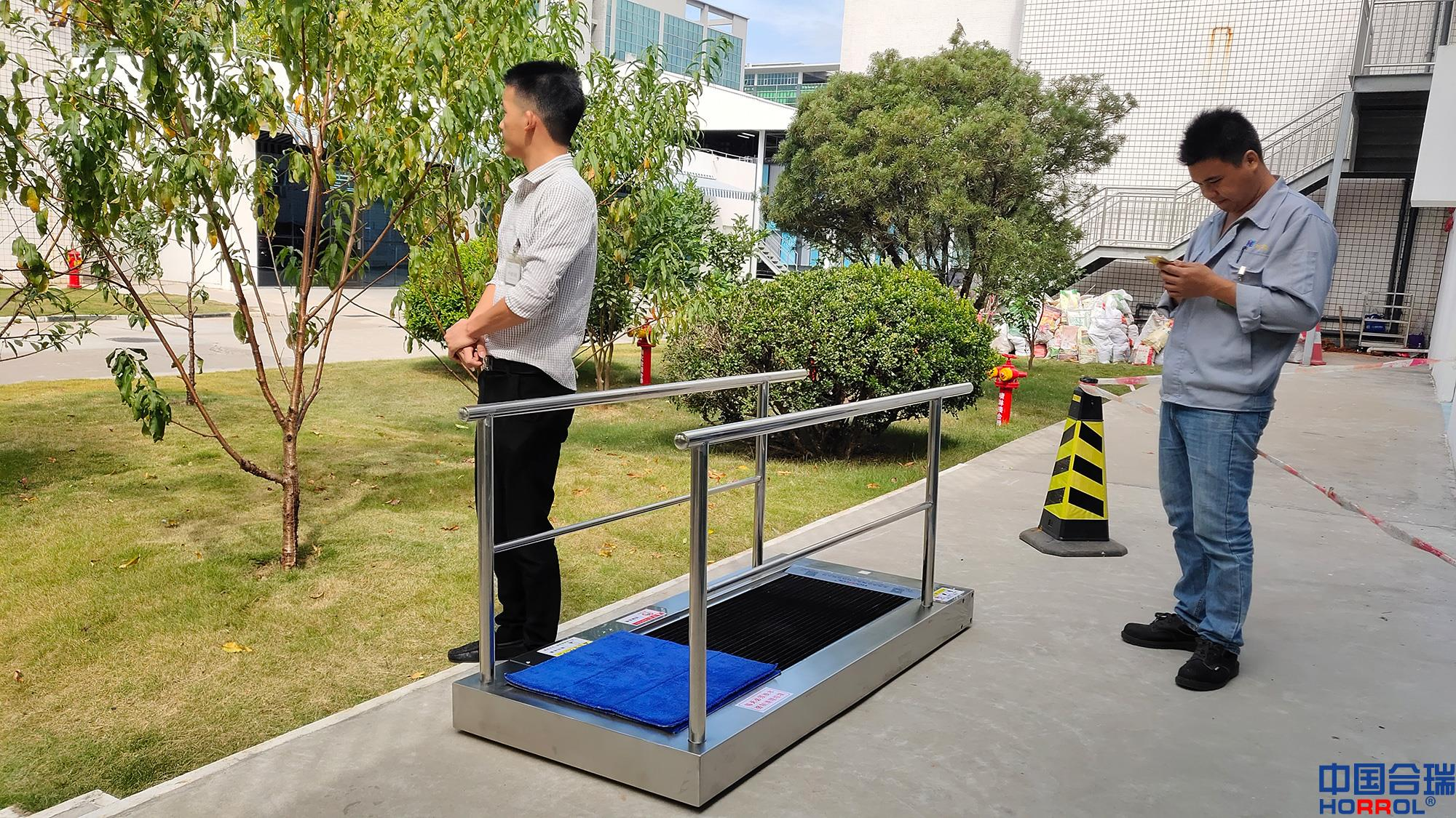 中国合瑞鞋底清洁机鞋底清洗机厂家-5
