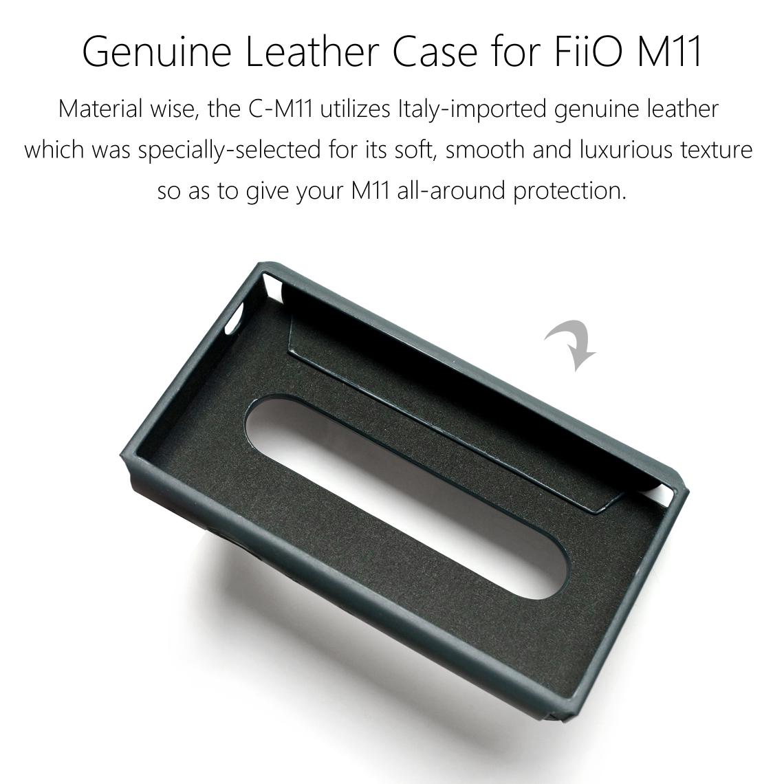 FiiO M11 Leather Case