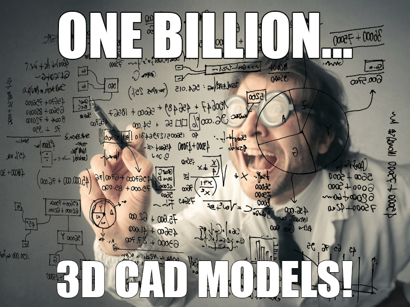ONE_billion_3D_CAD_models