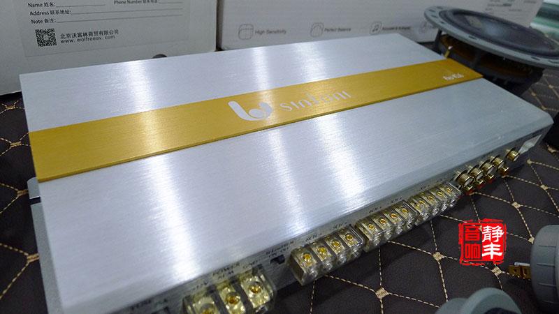 昆明低音炮诗芬尼S1200超低音喇叭