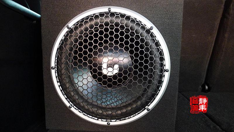 昆明汽车音响改装 昆明诗芬尼12寸超低音