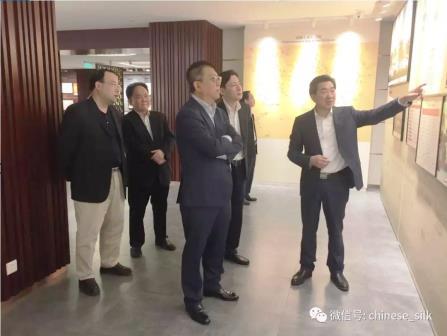 张曦、王波赴广东考察调研