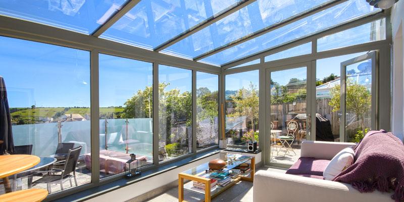 陽光房玻璃隔熱、降溫、防曬辦法